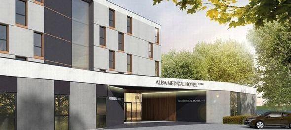 Az Accenttel nyit meg az Alba Medical Hotel Székesfehérváron