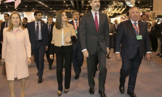 Magyar stand a FITUR-on
