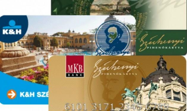 Emelkedett a SZÉP-kártya keretösszege, év végéig nincs turizmusfejlesztési hozzájárulás