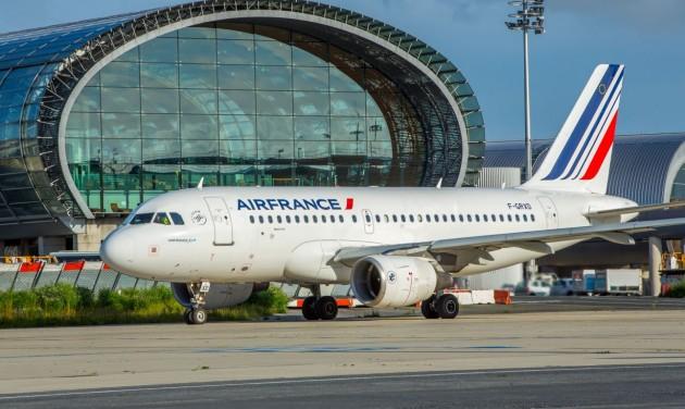 Ünnepel az Air France, a KLM és a Delta