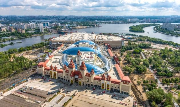 Moszkvában megnyílt Európa legnagyobb fedett témaparkja