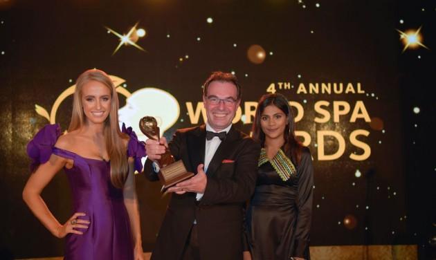 Magyar díjazottak a World Spa Awards-on