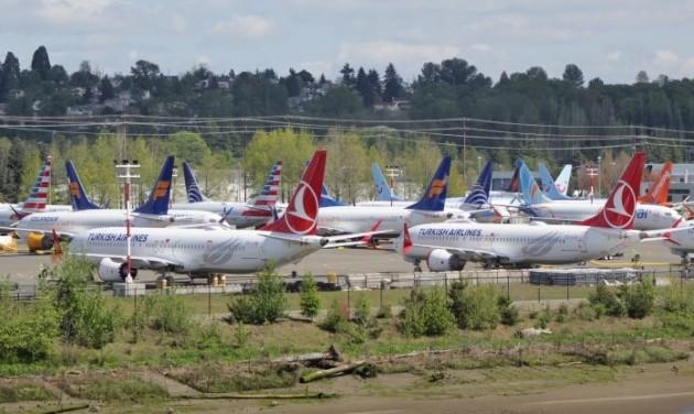 Tudta a Boeing, hogy baj van a 737 MAX típussal