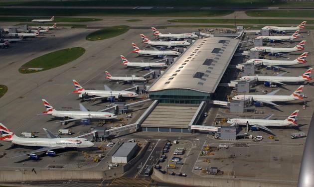 Heathrow tavalyi éve számokban