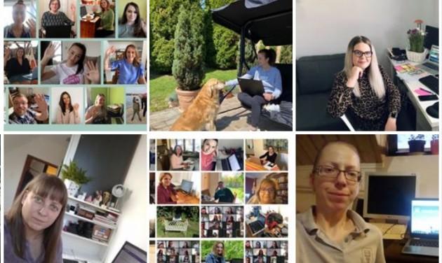 Ma még szavazhatsz a legjobb home office-ban készült fotókra!