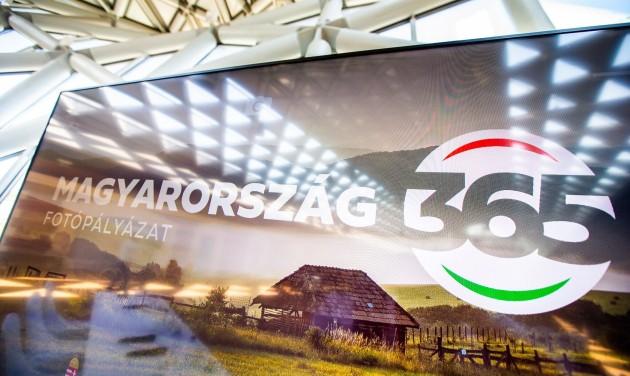 Magyarország 365 – fotópályázat indul