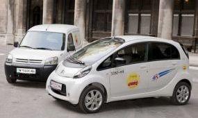 Töltőállomás-hálózatot épít ki Bécs elektromos autókhoz