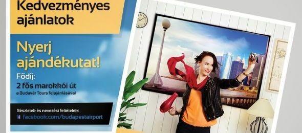 Őszi utazási kampányt indított a légitársaságokkal a Budapest Airport