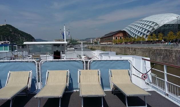 Folyami hajózás a Dunától a Sárga-folyóig