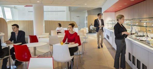 Megújult Air France lounge New York legforgalmasabb repülőterén
