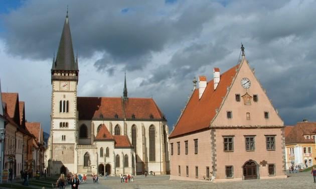 Programdömping Szlovákia királyi városaiban