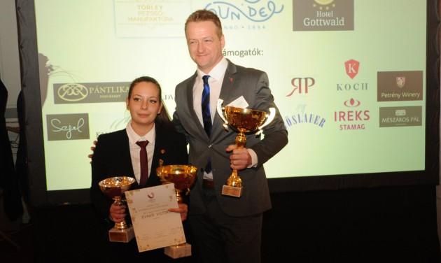 A Gundelben tartották a Magyar Sommelier Bajnokság döntőjét