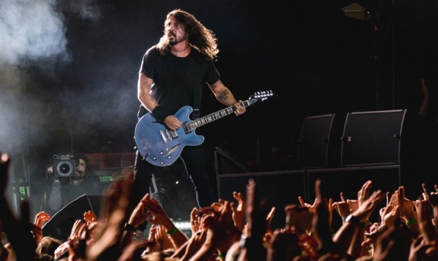 Jön a Foo Fighters a Szigetre