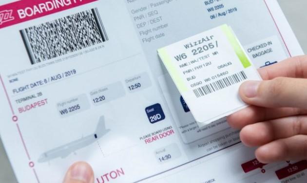 Így működik az új önkiszolgáló poggyászfeladás a reptéren