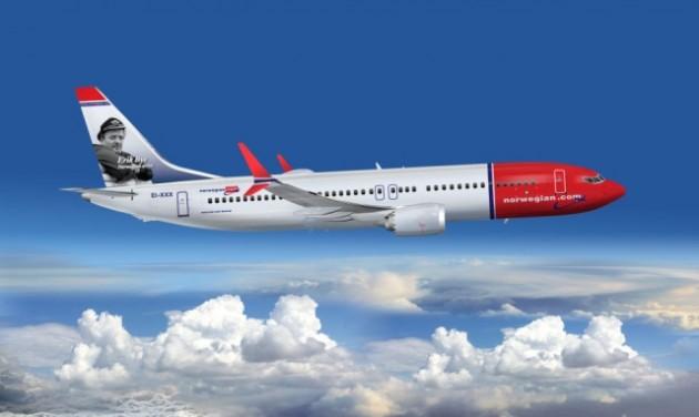 Két új légifolyosóra kap engedélyt a Norwegian