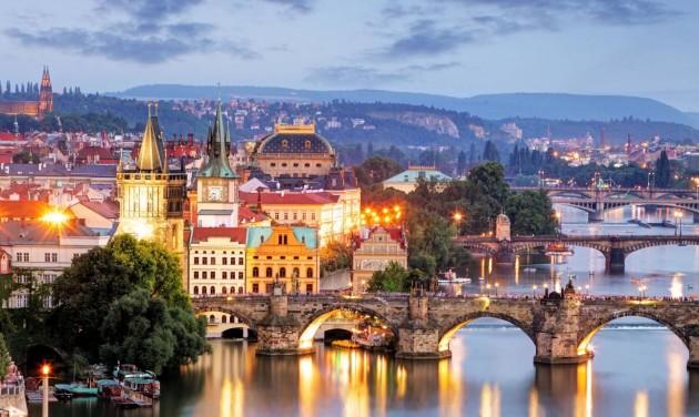 Durva visszaesés a csehországi turizmusban