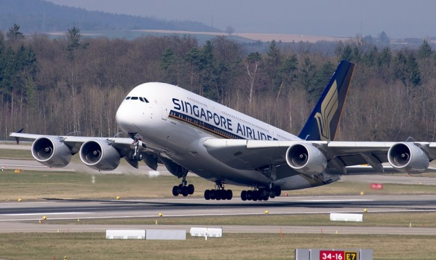 Új hosszú távú járatot indít a Singapore Airlines