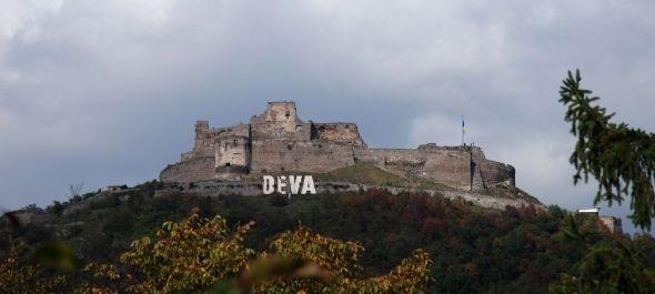 Februárban megnyitják a látogatók előtt Déva várát