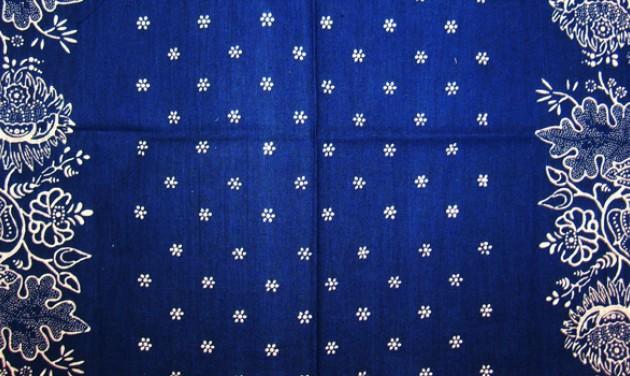 UNESCO-listára kerülhet a kékfestés