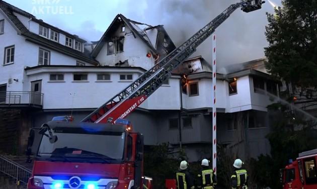 Leégett egy három Michelin-csillagos étterem Bajorországban