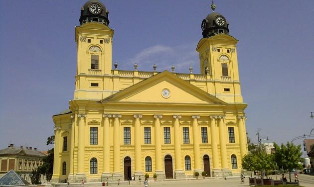Épül a Debrecen márka