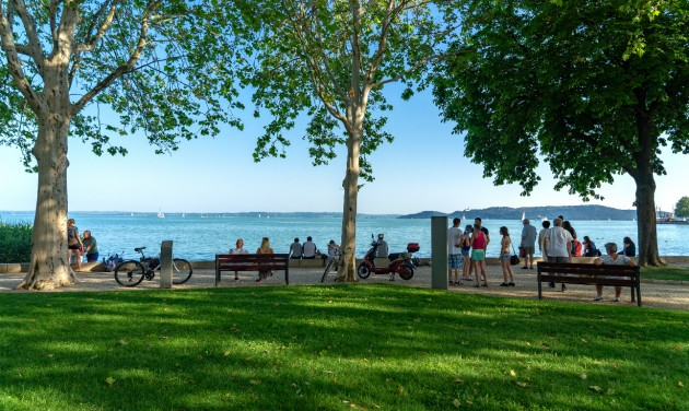 Nem áll le az országos strandfejlesztő program