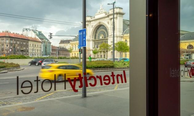 Megnyílt az első magyarországi IntercityHotel a Keletinél