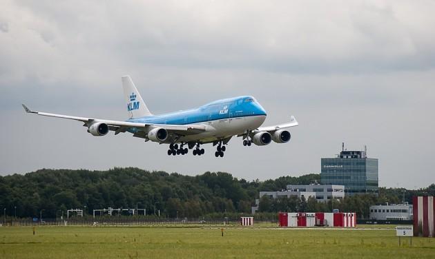 Mozgalmas évet zárt a KLM
