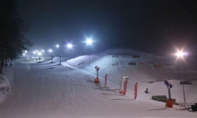 Sípályák éjszakája Eplényben is