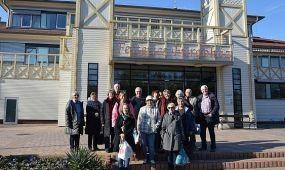 Svéd utazók ismerkedtek Hévíz egészségturisztikai kínálatával