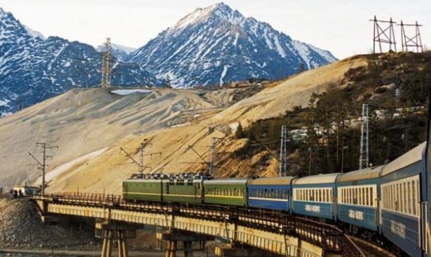 Továbbfejlesztik a transzszibériai vasútvonalat