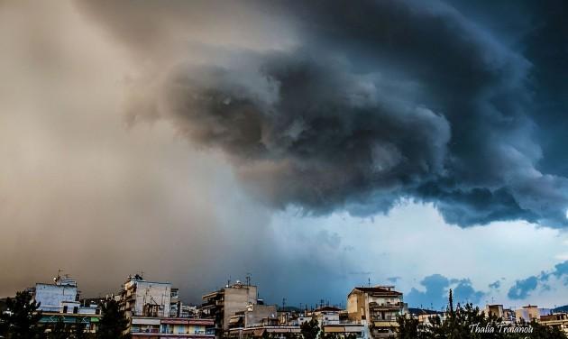 Pusztító vihar Görögországban – a magyar turisták jól vannak