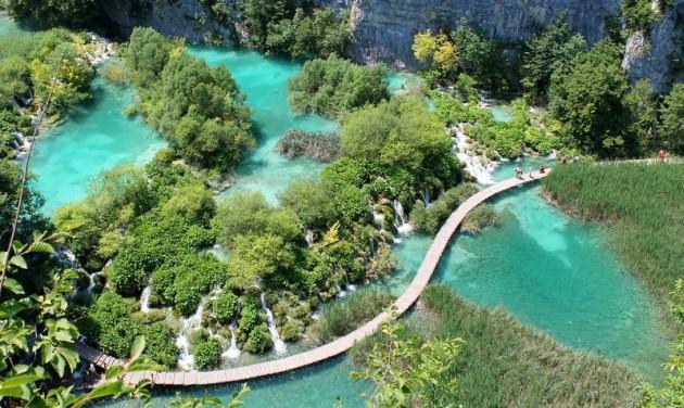 Kettős jubileumot ünnepel a Plitvicei-tavak Nemzeti Park