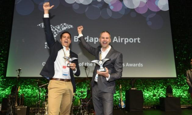Világbajnok lett a Budapest Airport marketing csapata