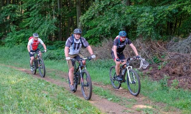 Erdészeti utak is megnyílnak a kerékpárosok előtt