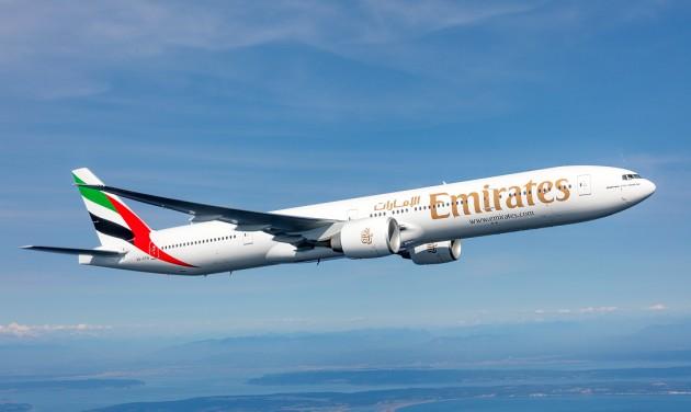 Szeptembertől Varsóba is repül az Emirates