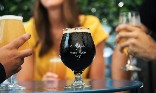 Június 5-én nyílt napot tartanak a hazai kisüzemi sörfőzdék