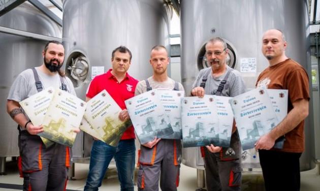 Magyar sikerek a kisüzemi sörfőzdék nemzetközi versenyén