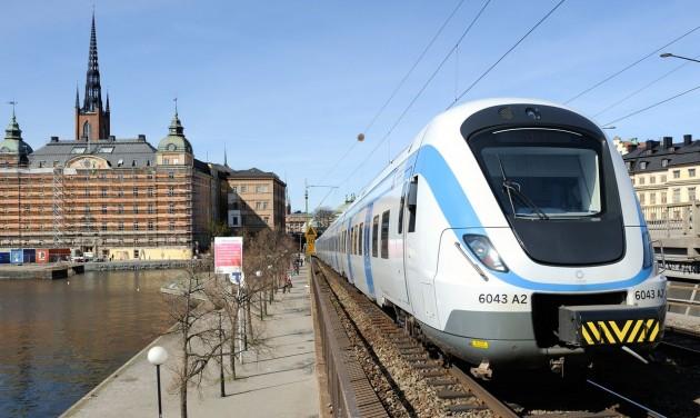 Környezettudatosan utaznak a svédek