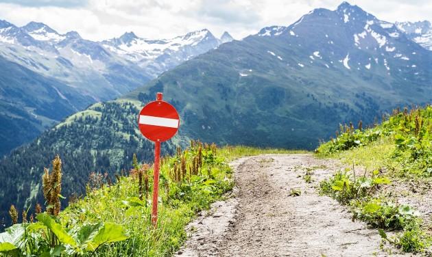 Karantén alá kerül két kelet-tiroli település Ausztriában