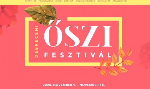 Debreceni Őszi Fesztivál a biztonság jegyében