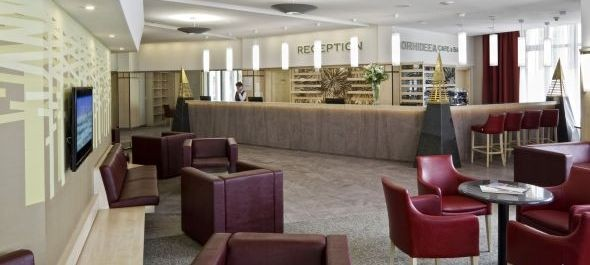 Megnyílt a szovátai Danubius Health Spa Resort Bradet
