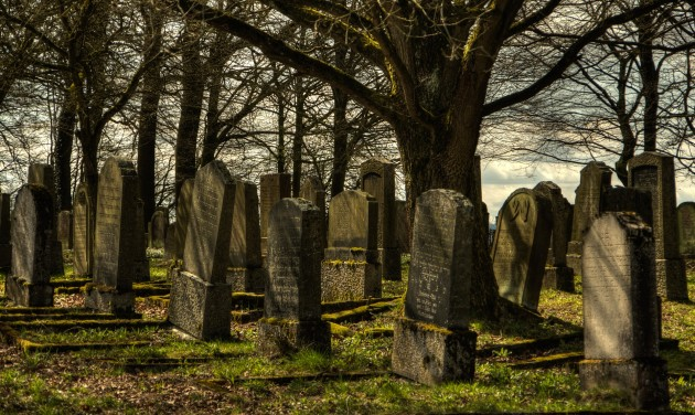 Pályázat zsidó temetők rekonstrukciójára