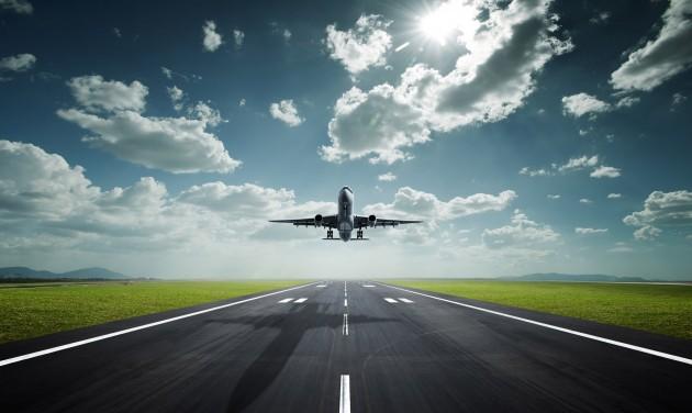 Felújítják a repülőtér 1-es kifutópályáját