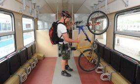 Folyamatosan nő a kerékpárjukkal együtt utazók száma