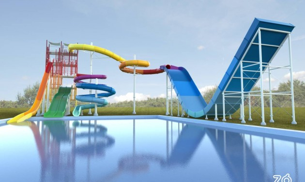 Csúszdaparkkal bővül a Barack Thermal Resort Tiszakécskén