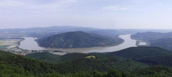 Kilátó épül a Visegrádi-hegység egyik legmagasabb csúcsán