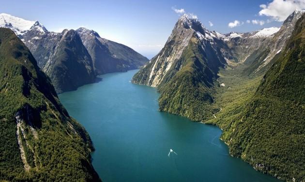 Új-Zéland extra büdzsét nyit a turizmusnak