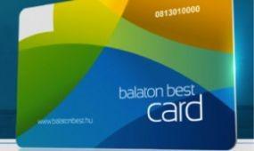 Új szolgáltatások a Balaton Best Card rendszerében