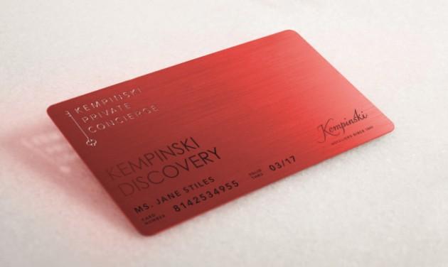 Megújult a Kempinski hűségprogramja
